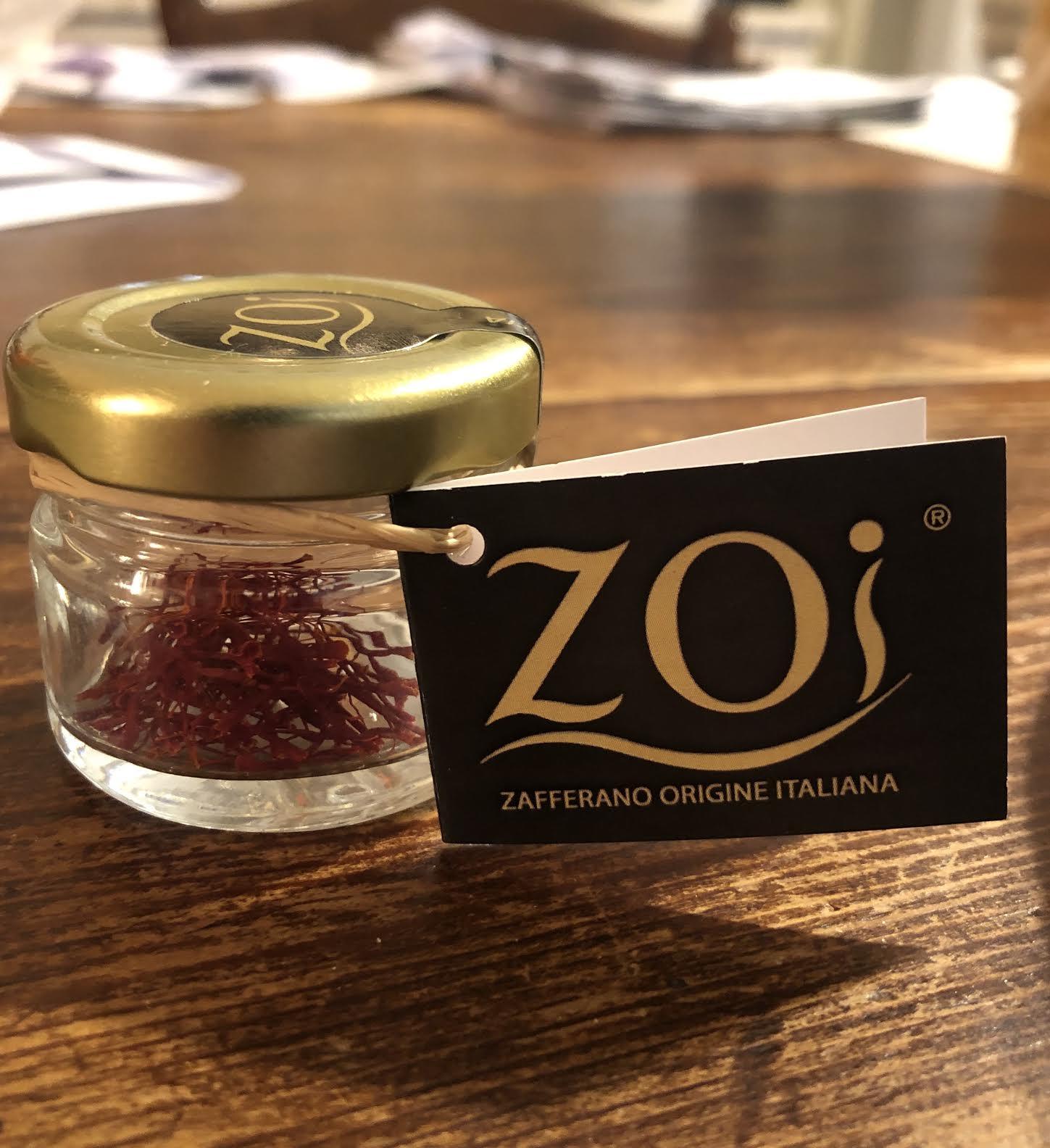 ZOI – nuovo produttore zafferano